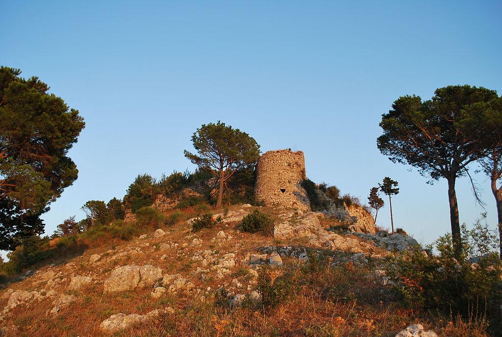 Castel San Giorgio – Veduta