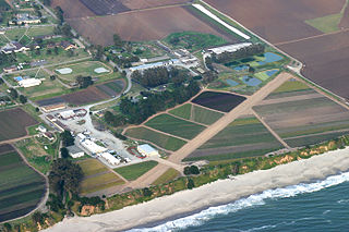 Monterey Bay Academy Airport airport in California, United States of America
