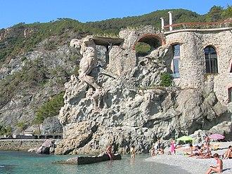 Monterosso al Mare - Monterosso Giant