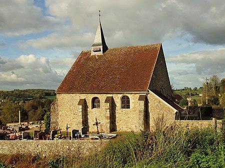 Église Saint-Antoine de Montfaucon