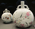 Moon flasks. Famille rose. Qing 1723-35. Sir Percival David Collection, British Museum.jpg