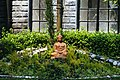 Morgan House Kalimpong entrance Buddha Statue.jpg
