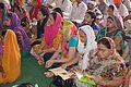 Morning Prayers - Rawatpura Sarkar Ashram - Chitrakoot - Satna 2014-07-06 7024.JPG