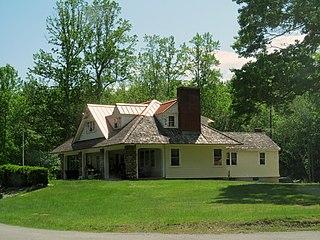 Morton Freeman Plant Hunting Lodge United States historic place