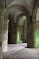 Mosteiro de San Lourenzo de Carboeiro - Monasterio de San Lorenzo de Carboeiro - Monastery of Carboeiro - Interior - 13 - Cripta.jpg