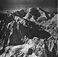 Mount Crillon, mountain glacier and hanging glacier, September 12, 1973 (GLACIERS 5673).jpg