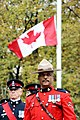 Mountie at the state funeral for Lincoln Alexander.jpg