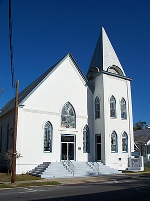 Mount Zion A.M.E. Church (Ocala, Florida) - Image: Mountzionocala