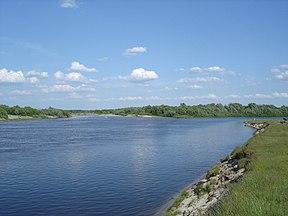 Oka Nehri: kaynak ve ağız