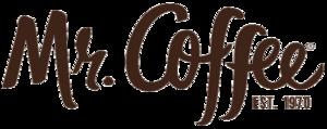 Mr. Coffee - Image: Mr coffee logo 15