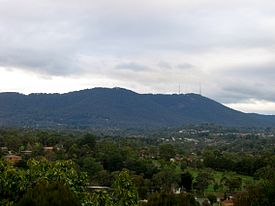 Mt Dandenong из Mooroolbark.jpg