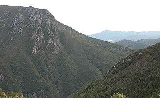 Mount Huxley (Tasmania) - Image: Mt Huxley e mail
