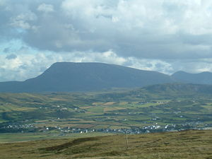 Muckish Mountain von Norden
