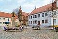 Muehlberg Altstaedter Markt Marktbrunnen.jpg