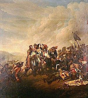 Battle of Salzbach - Image: Muerte de turena