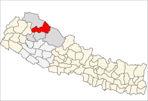 Mugu district location.png