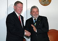 Mulally and Lula da Silva