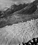 Muldrow Glacier, side of valley glacier and glacier remnants, August 13, 1961 (GLACIERS 5182).jpg