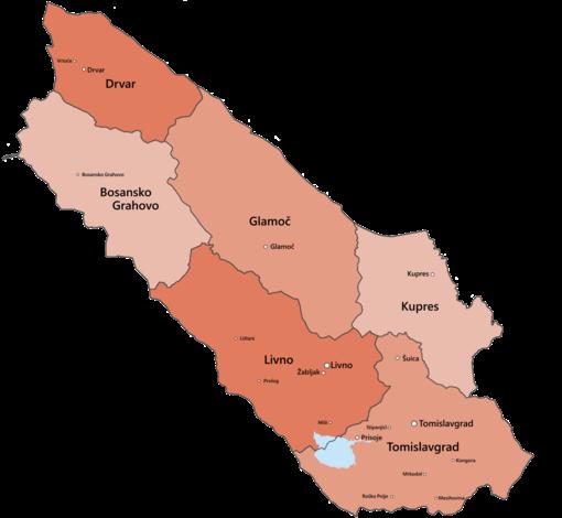 Cantone dell'Herceg-Bosnia