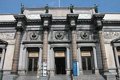 Краљевски музеј лепих уметности у Бриселу