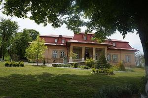 Krylos - Museum of medieval Halych