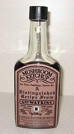 Mushroom Ketchup Wikipedia