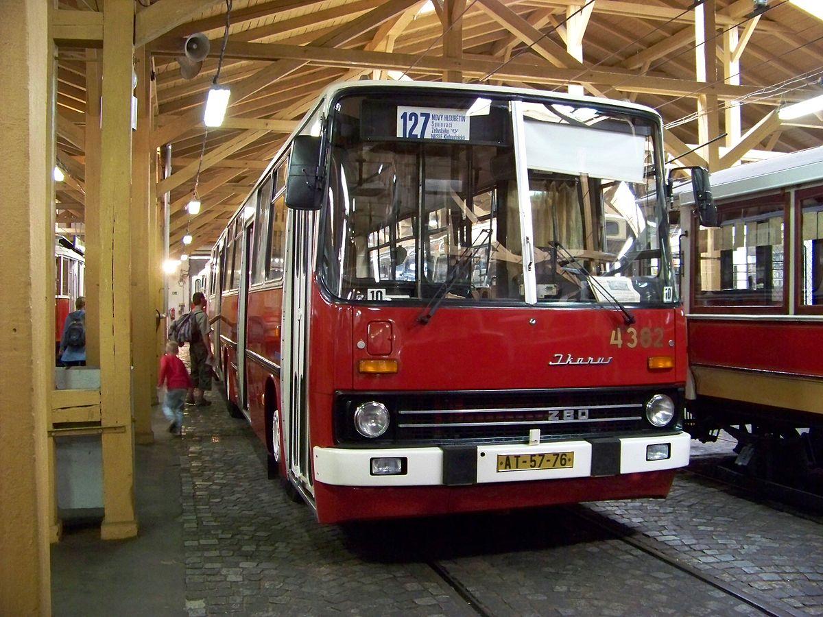 Ikarus 280 wikipedia for Ikarus