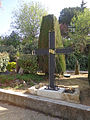 Nézignan-l-Évêque croix.jpg