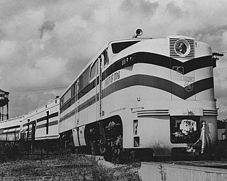 Freedom Train - Image: NA Photograph of Freedom Train (19087862811)
