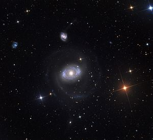 NGC4151 Galaxy from the Mount Lemmon SkyCenter Schulman Telescope courtesy Adam Block.jpg