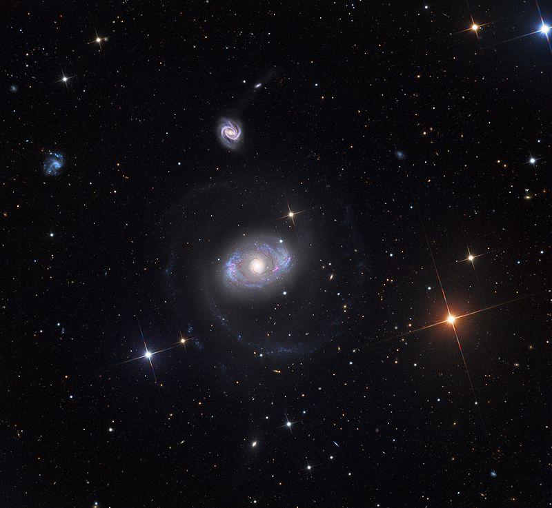 NGC4151 Galaxy from the Mount Lemmon SkyCenter Schulman Telescope courtesy Adam Block.jpg