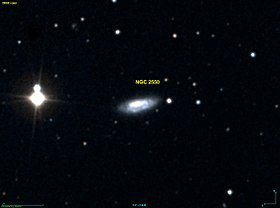 Image illustrative de l'article NGC 2550