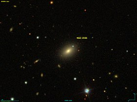 Image illustrative de l'article NGC 2556