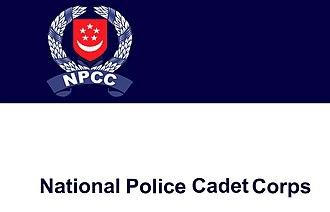 National Police Cadet Corps - Image: NPCC Flag Logo