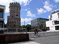NRW, Cologne - Rheinauhafen 04 (Agrippinawerft, Bayenturm).jpg