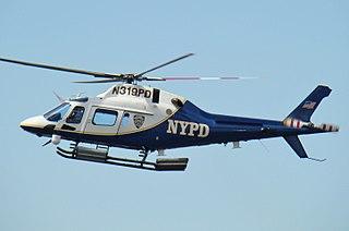 AgustaWestland AW119 Koala Single-engine, eight-seat utility helicopter manufactured by Leonardo