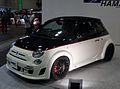Nagoya Auto Trend 2011 (60) ABARTH 500 by HAMANN.JPG