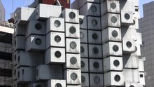 ファイル:Nakagin Capsule Tower.ogv