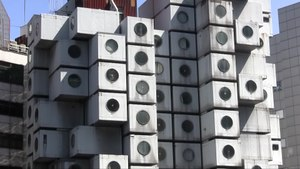 File:Nakagin Capsule Tower.ogv