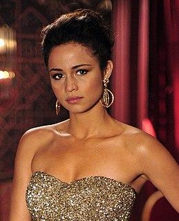 Nanda Costa Brazilian actress