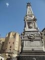 Napoli, Obelisco di San Domenico Maggiore (3).jpg