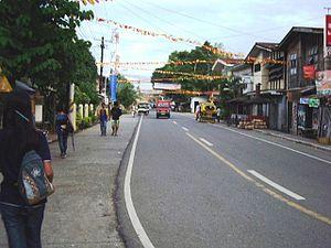 Nasipit, Agusan del Norte - Downtown Nasipit