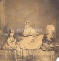 Natavan and her children.png