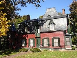 Nathaniel Drake House