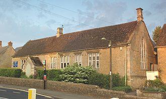 Enstone - Enstone Primary School, Neat Enstone