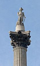 Nelson's Column, Trafalgar Sq, London - Sep 2006
