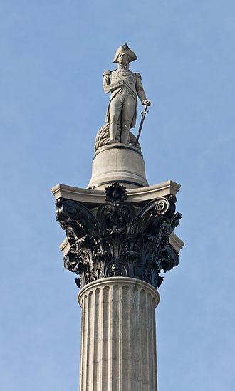 William Railton - Image: Nelson's Column, Trafalgar Sq, London Sep 2006