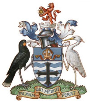 Nelson Province - Image: Nelsoncitycouncil council crest