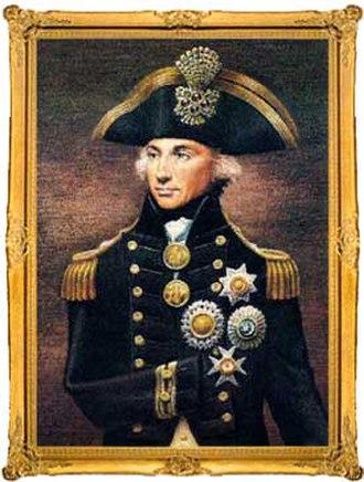 Order of Saint Joachim - Lord Nelson