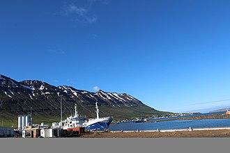 Neskaupstaður - The town